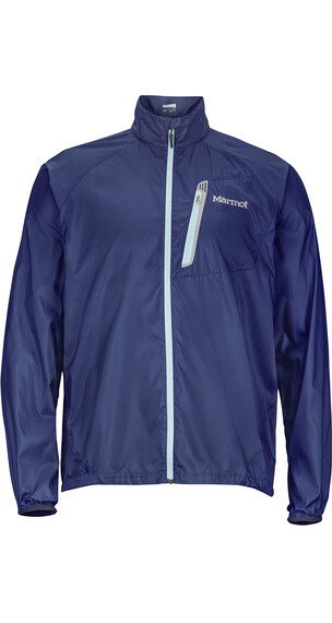Marmot M's Trail Wind Jacket Arctic Navy